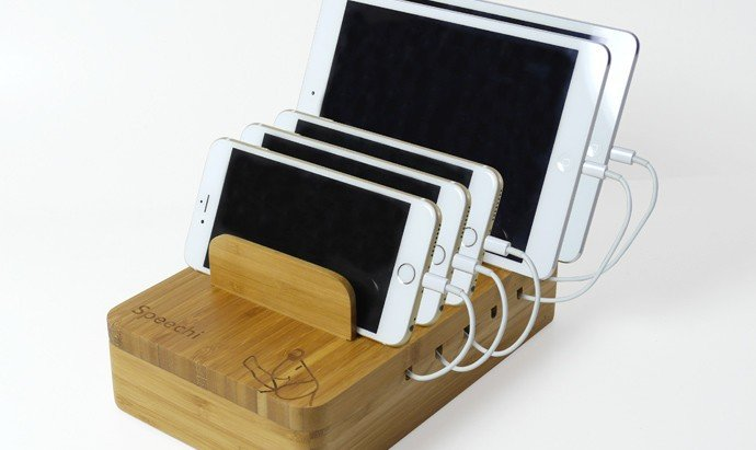 chargeur multi-tablettes