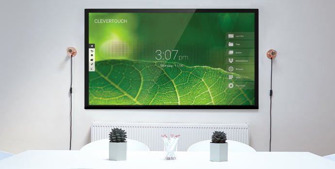ecran-multitouch-capacitif-clevertouch