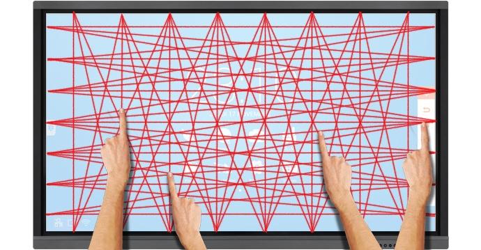multi-touch-infrarouge-ecran-interactif