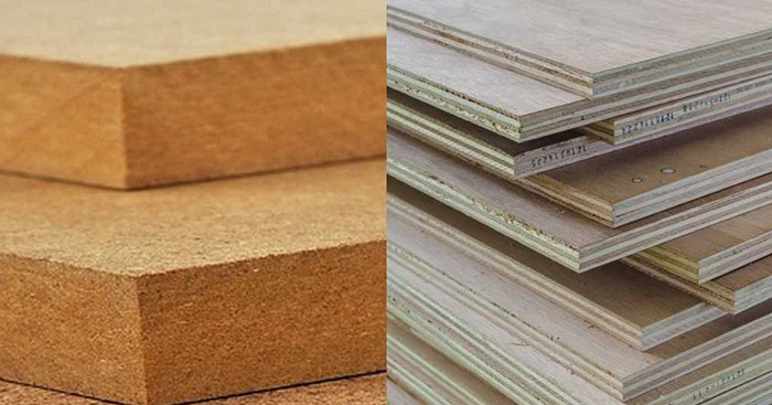Shredding plywood, MDF and panelboards with scanhugger