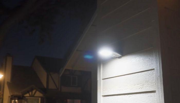 best solar flood lights