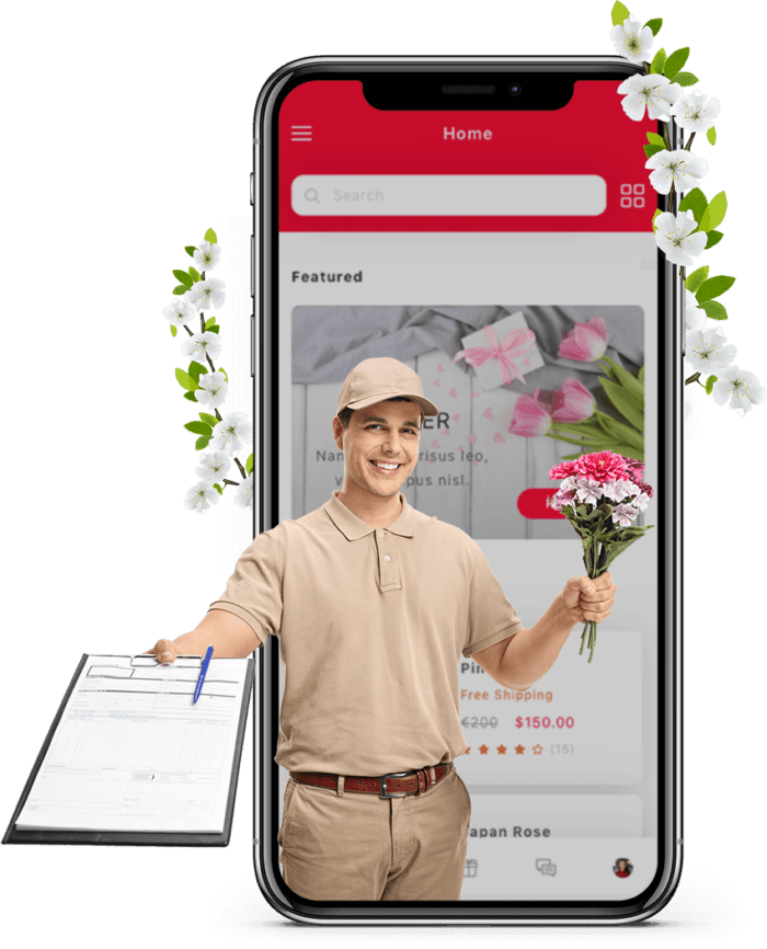 flower-delivery-on-demand