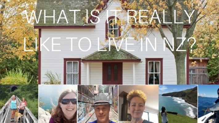 LIVING IN NEW ZEALAND