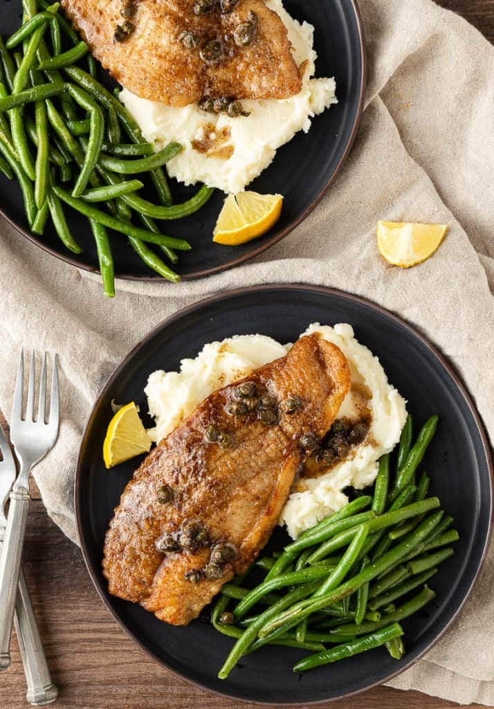french skate wing recipe