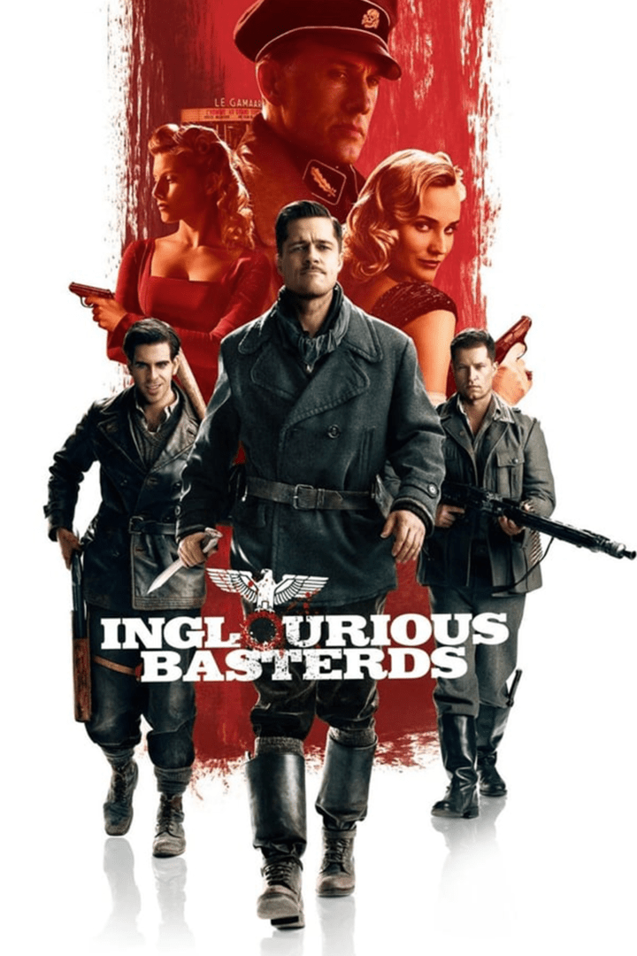 Inglourious Basterds ยุทธการเดือดเชือดนาซี (2009)