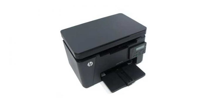 HP LaserJet Pro MFP M125nw – how to install Wi-Fi access to the printer