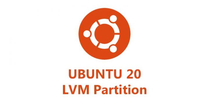 Enlarge the LVM partition on your Ubuntu Linux system