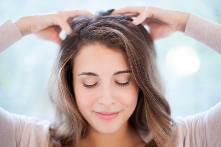 how to stop hair fall and get thick hair