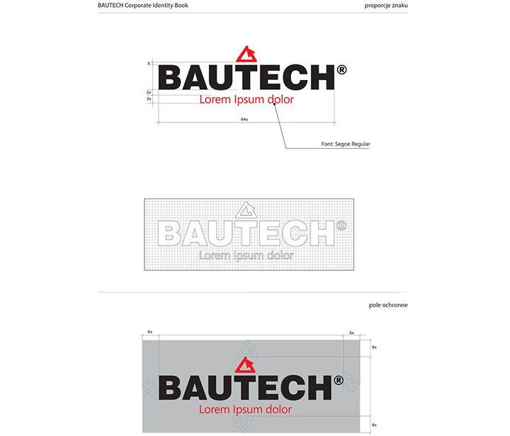Modyfikacja loga BAUTECH