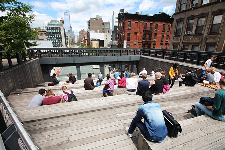 Photo 5 How to elope on the High Line Park?