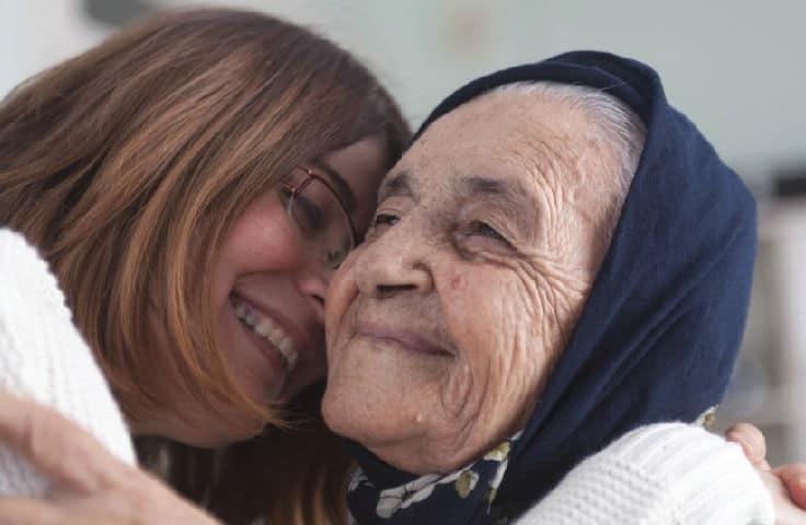 Уход за лежачими больными пожилого возраста