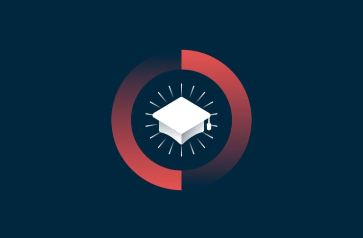 A mortarboard. The 2021 ExpressVPN Scholarship is now open for entries.