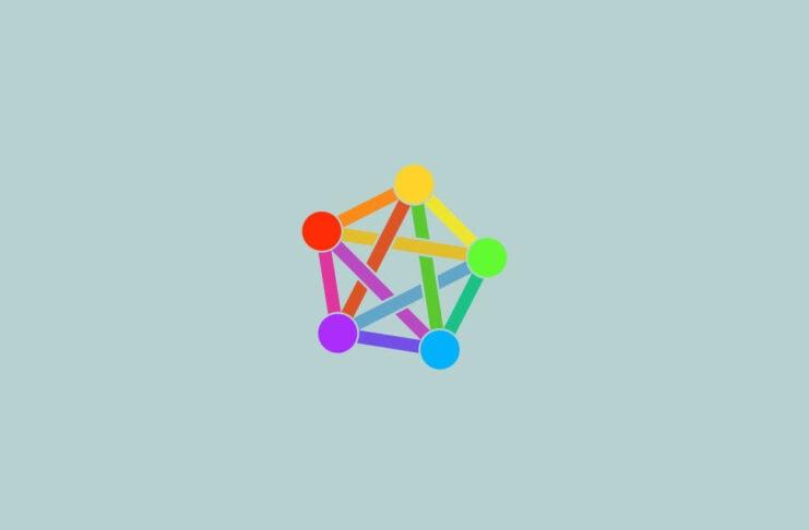 Fediverse logo.