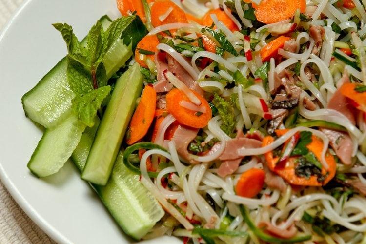 Thai Roast Beef Salad by Runamok Maple