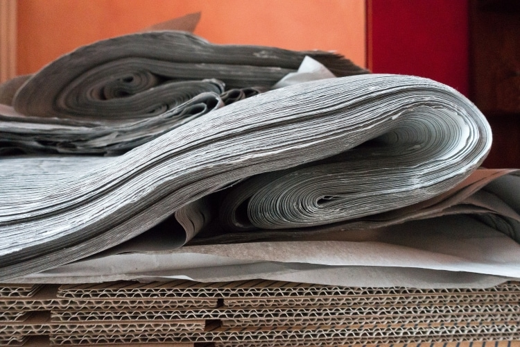 csomagolóanyag papír hullámkarton