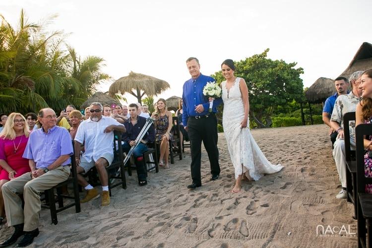 Blue Venado Beach Club -  - Naal Wedding Photo 421