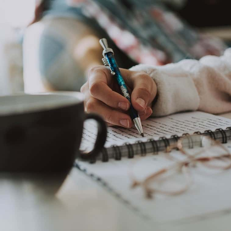 journaling for emotional self care