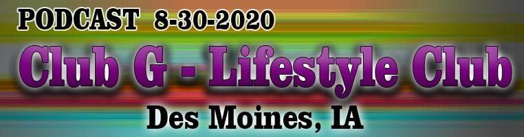 Club G Lifestyle Club Des Moines Iowa