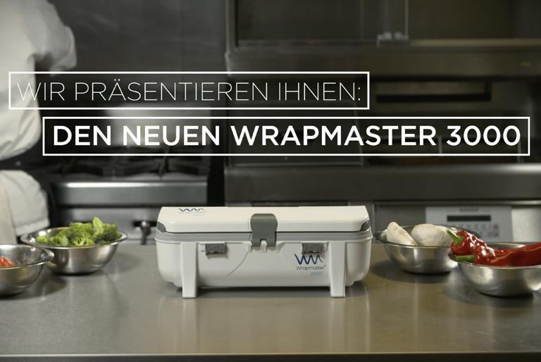 Wir stellen den neuen Wrapmaster® 3000 vor