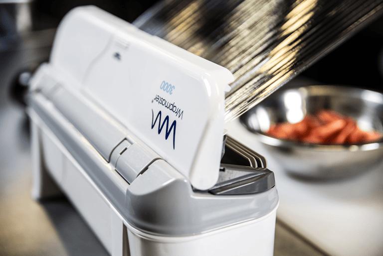 Plastic Wrap Dispenser - Wrapmaster Catering Dispensers