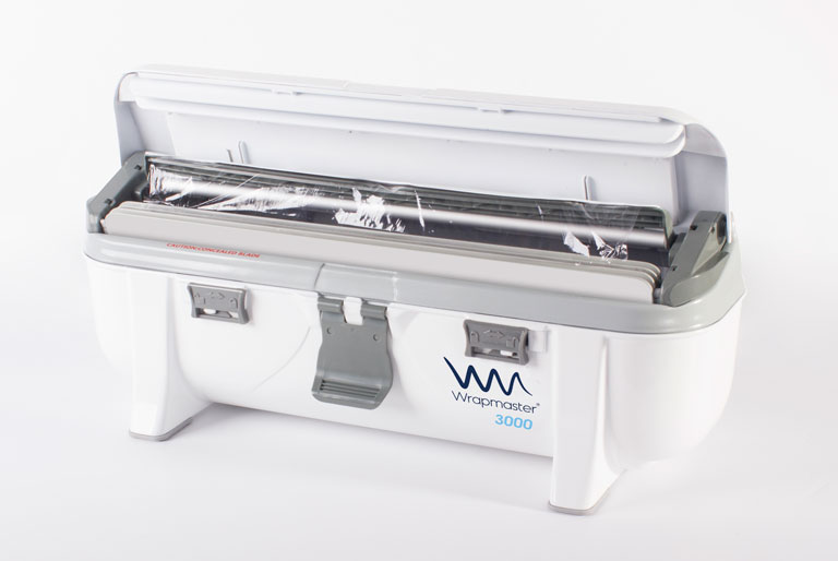 Wrapmaster 3000 Professional Cling Film Dispenser - Cling Film Cutter