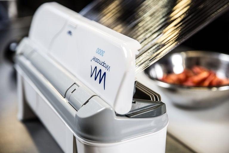 Commercial Plastic Wrap Dispenser