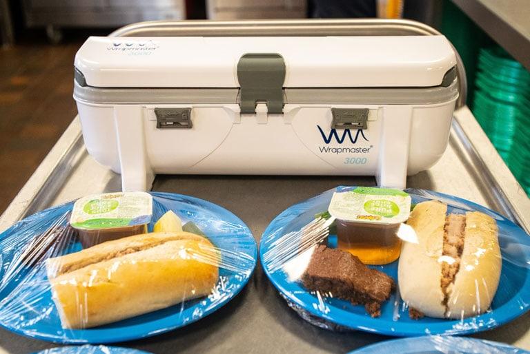 Food Wrap Dispenser - LACA