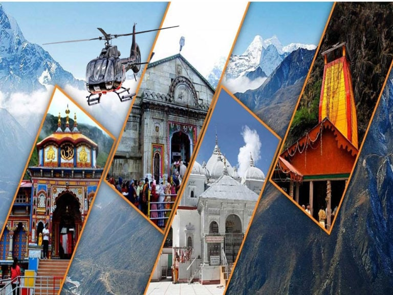 Chardham Yatra by Helicopter 6 Days Package