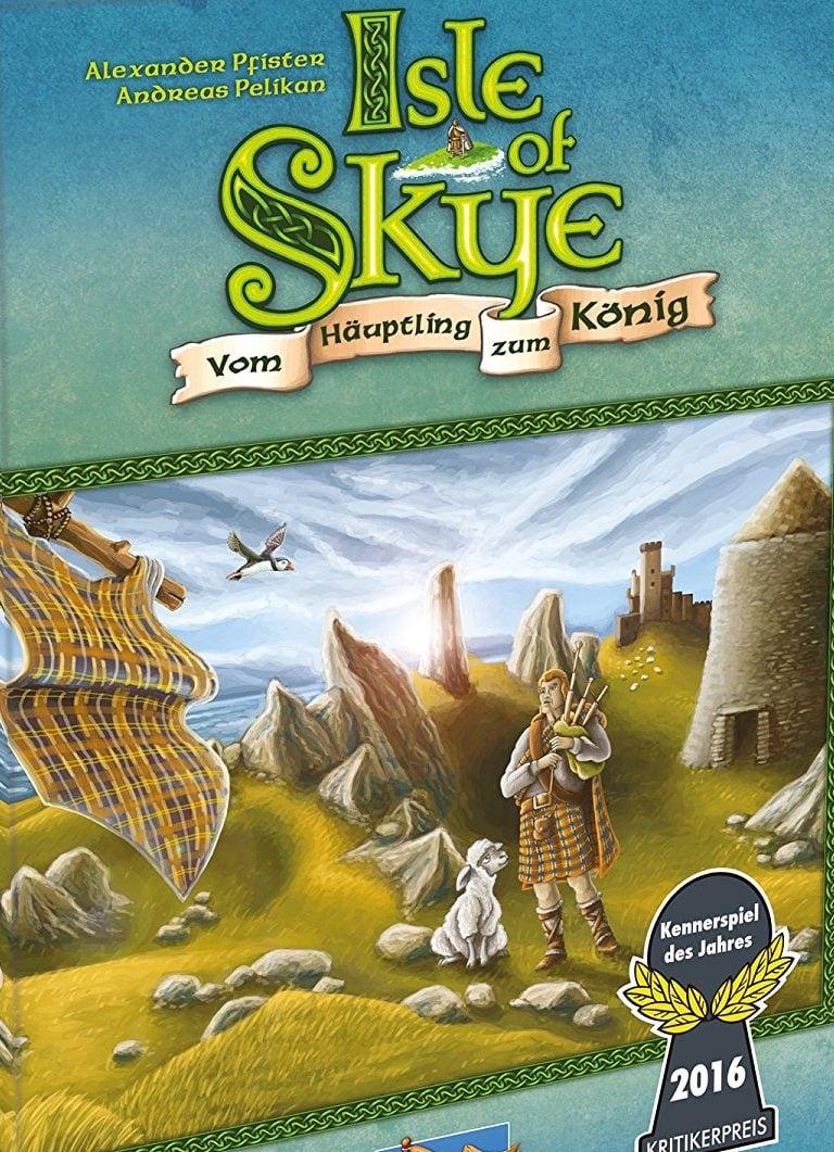 Isle of Skye Brettspiel