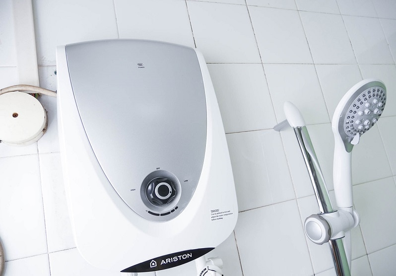katalog produk ariston water heater