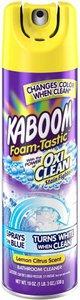 Kaboom Foam Tastic Bathroom Cleaner with OxiClean