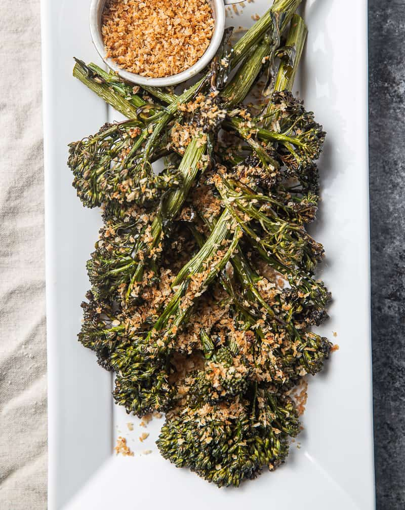 best way to cook broccolini