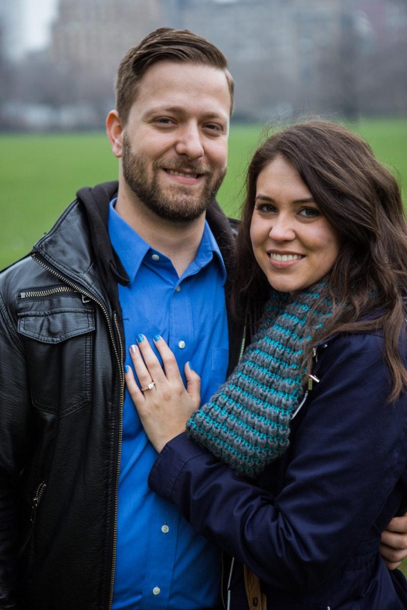 Photo 15 Bow Bridge surprise Wedding Proposal. | VladLeto