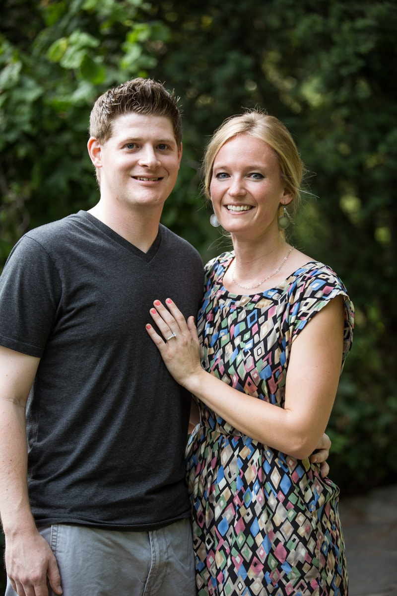 Photo 3 Shakespeare Garden Marriage Proposal | VladLeto