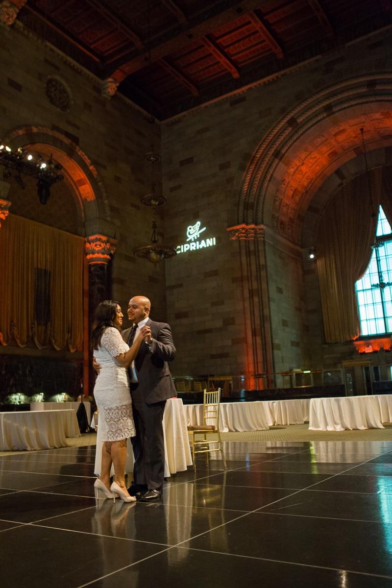 Photo 5 Wedding proposal at Cipriani Grand Central   VladLeto
