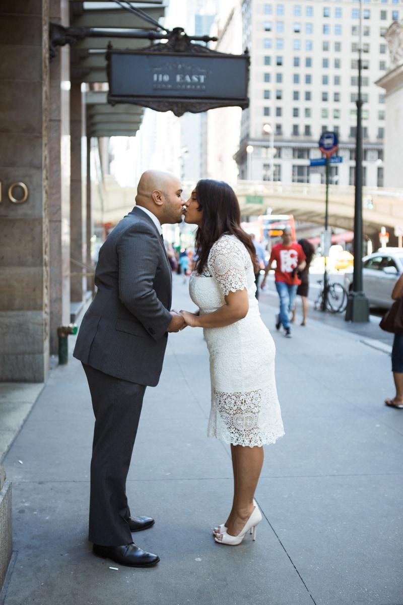 Photo 8 Wedding proposal at Cipriani Grand Central   VladLeto