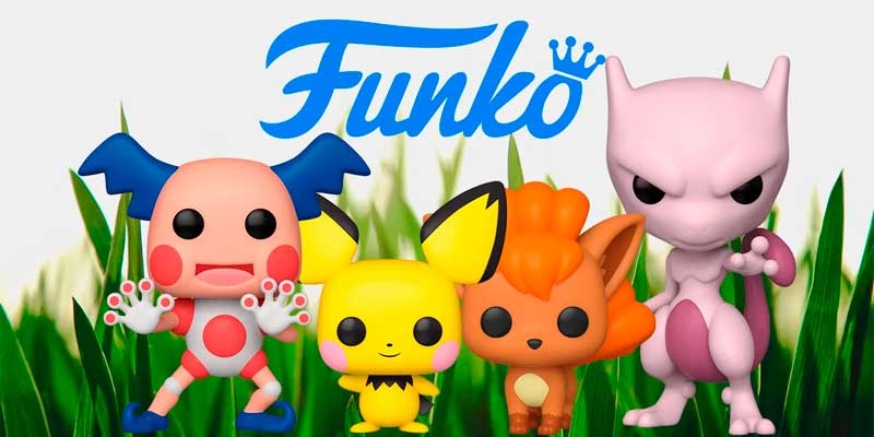Funko Pop Mewtwo