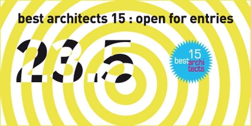 best architects 15