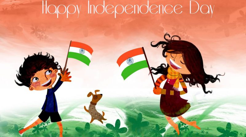 Happy 70th Independence Day, India!