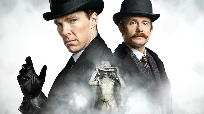 Sherlock The Abominable Bride. Review and First Impression