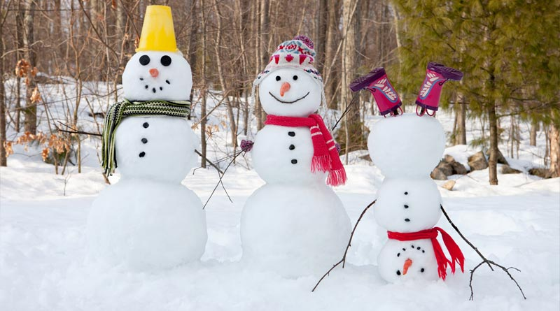 14 Most Positive Snowmen will Melt your Heart