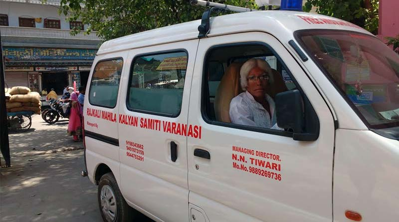 Messiah for Kashi's Abandoned and Sick people