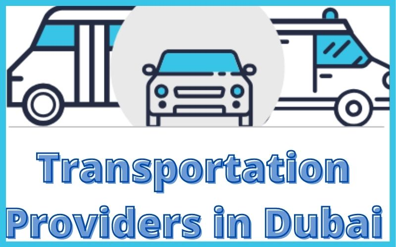 transportation service in Dubai