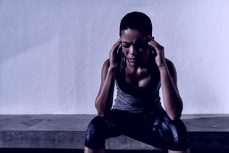 mental health female athlete