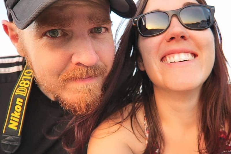 Brooke and Buddy