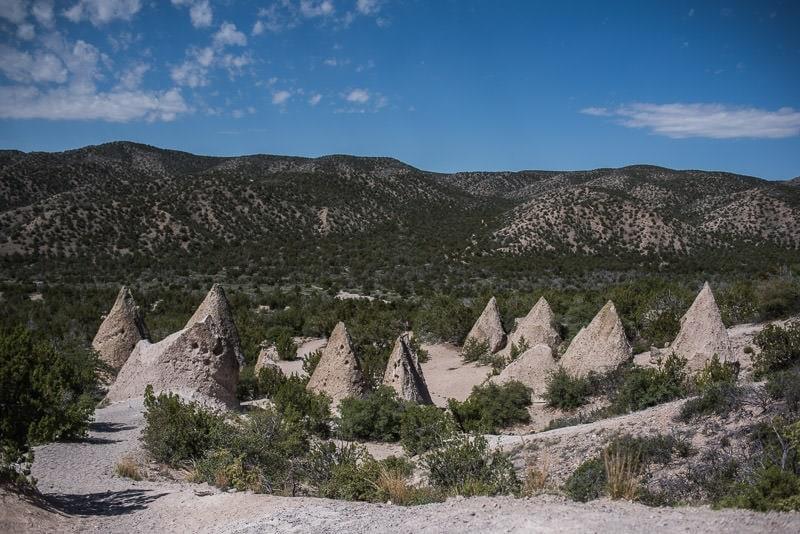 new mexico tent rocks
