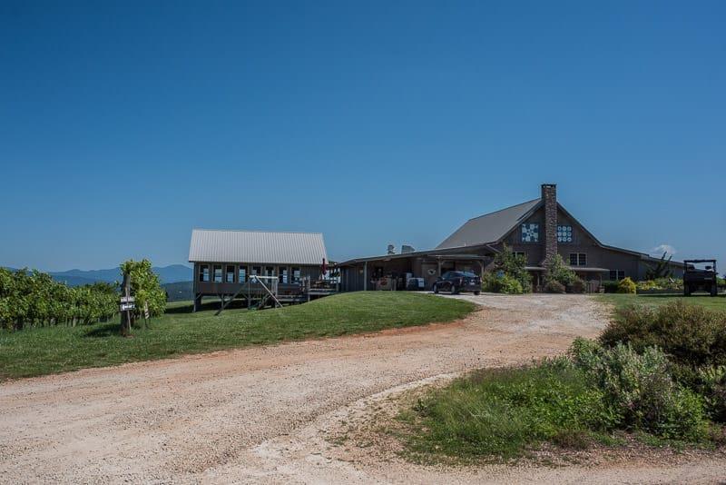 Chattooga Belle Farm house, restaurant and shop