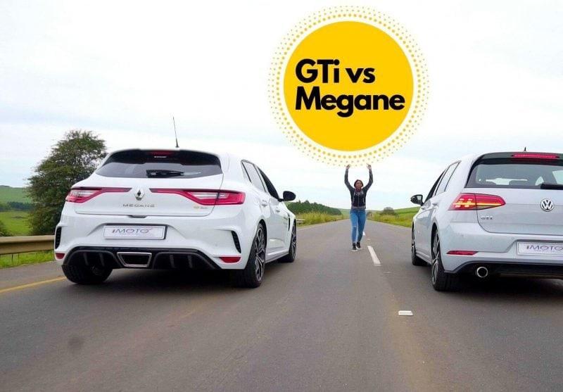 2019 Renault Megane RS280 vs Volkswagen Golf GTI performance comparison review