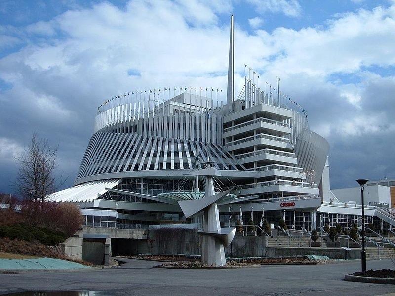 Casino de Montreal (Taken in April of 2005 by Helder Victorino)