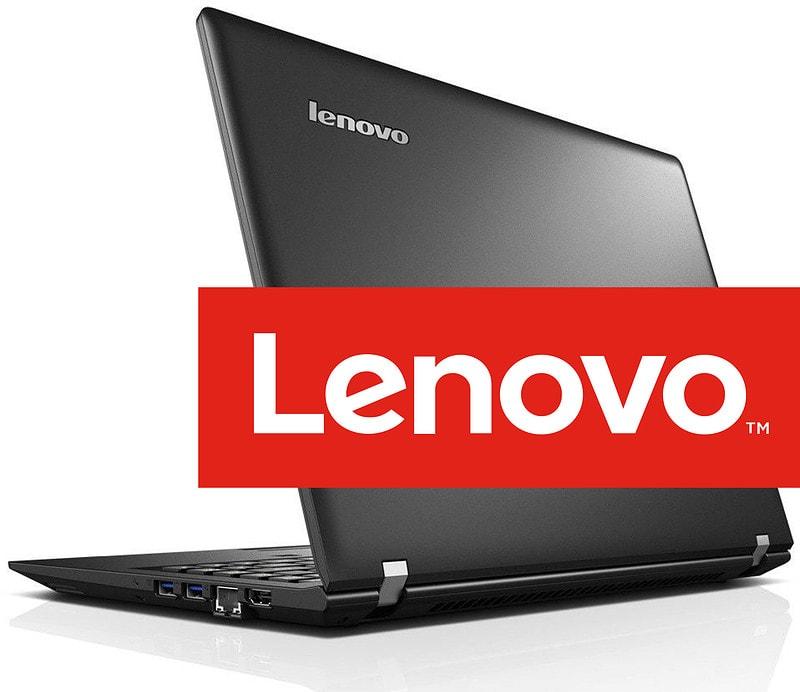 Лазерная гравировка на ноутбуках Lenovo